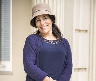 Glória Pires em 'Éramos seis' | Raquel Cunha/ TV Globo.