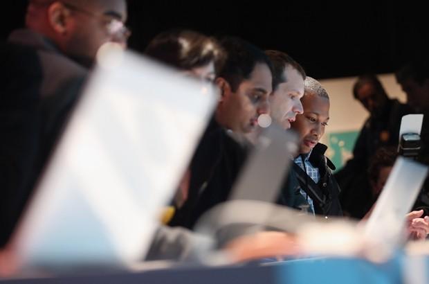 A mais recente estratégia da Microsoft vem de como Satya vê o ambiente de trabalho moderno: colaborativo e dinâmico (Foto: Getty Images)
