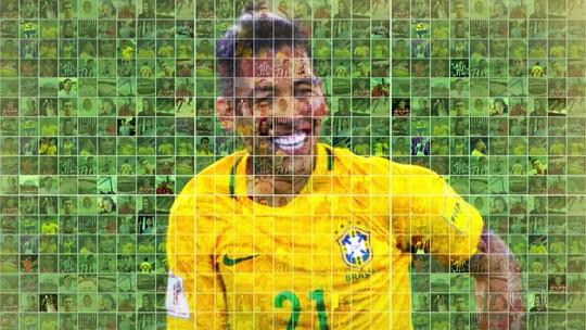 Perfil JN: único nordestino da Seleção, Firmino sonha com a bola desde a infância em Maceió