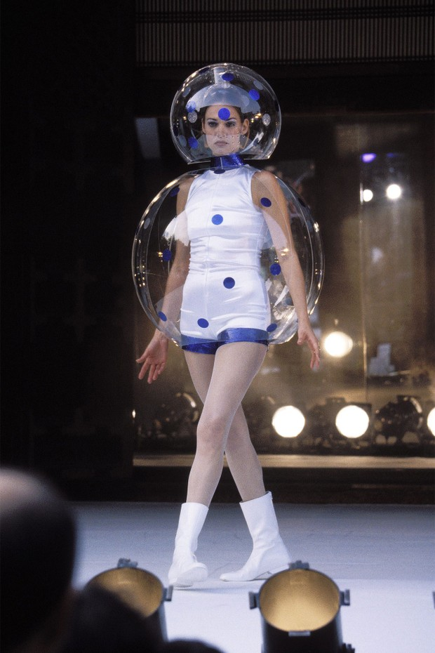 Andre Courreges (Foto: Getty Images)