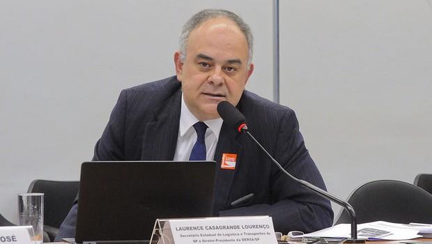 Laurence Casagrande Lourenço (Foto: Waldemir Barreto/Agência Senado)