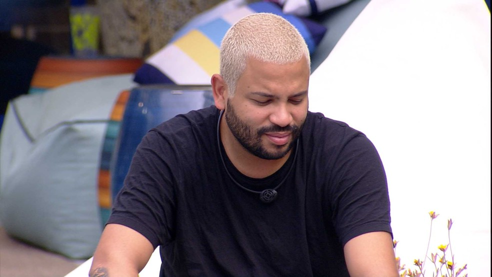 Projota sobre brothers do BBB21: 'Estou achando todo mundo chato' — Foto: Globo