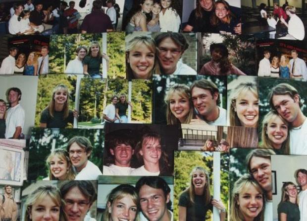 Namorado de Britney Spears vende itens pessoais da cantora (Foto: Reprodução)