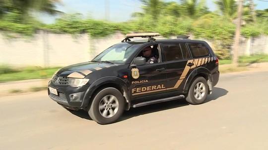 Eduardo Cunha chega ao presídio Bangu 8, na Zona Oeste do Rio, para cumprir pena