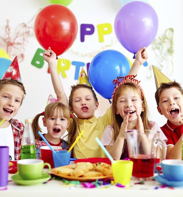 Festa aniversário (Foto: Reprodução)