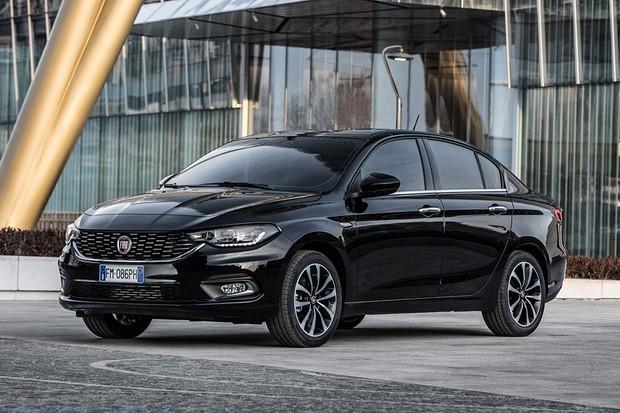 Fiat Tipo hatch 2019 (Foto: Divulgação)