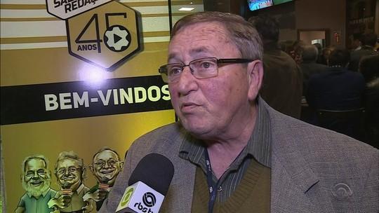 Jornalista Wianey Carlet morre aos 68 anos em Porto Alegre