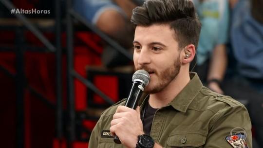 Gabriel Smaniotto comenta convite para gravar música com Fernando & Sorocaba: 'Nova página na minha vida'