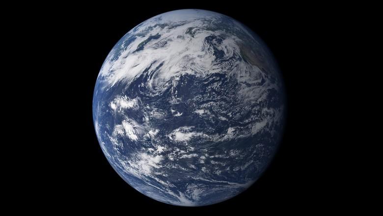 terra-planeta-sustentabilidade-aquecimento-global-efeito-estufa (Foto: NASA/CCommons)