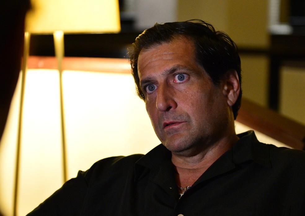 Ray Longo criticou Anderson Silva por declarar que recebeu um carro antes de mudar de ideia sobre aposentadoria — Foto: Jason Silva