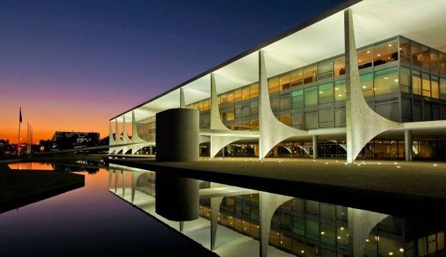Palácio do Planalto (Foto: El País)