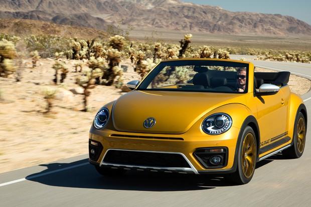 Volkswagen Beetle Dune 2016 (Foto: Divulgação)