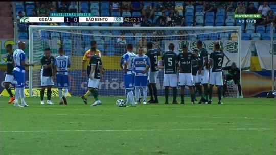 Autor do gol da vitória, Giovanni diz que Goiás chegou no G-4 para ficar