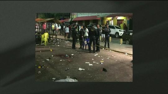 Ataques simultâneos em Fortaleza deixam sete mortos e sete feridos