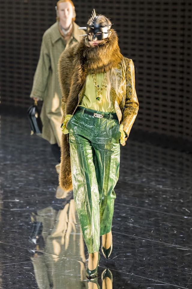 Gucci - inverno 2019 (Foto: Imaxtree)