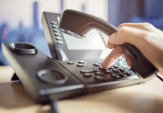 telefone; telemarketing; ligação (Foto: Thinkstock)