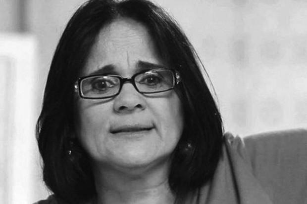 Pastora Damares Alves  (Foto: Reprodução/YouTube)