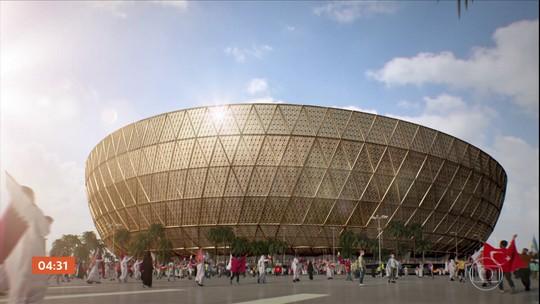 Organização da Copa no Catar mostra como será o estádio mais importante da competição