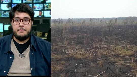 Amazônia tem os índices de chuvas e de queimadas mais altos dos últimos 4 anos