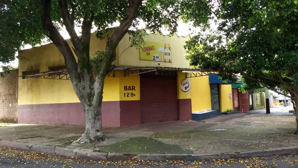 Vítima era dono de um bar em Cambé (Foto: Alberto D´Angele/RPC)