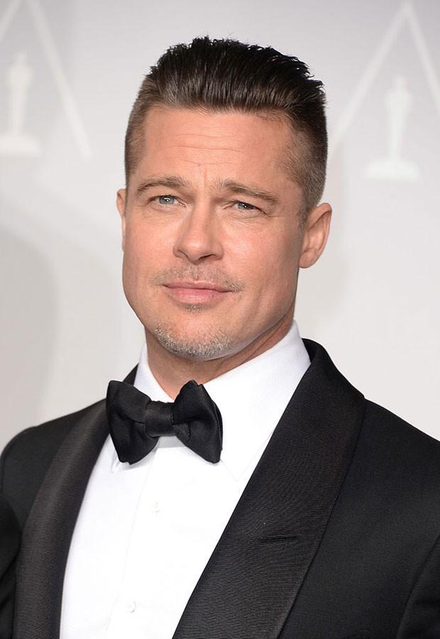 Brad Pitt Abgenommen