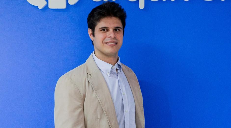Christian de Cico, fundador da Arquivei. Empresa é de polo de empreendedorismo no interior paulista (Foto: Divulgação)
