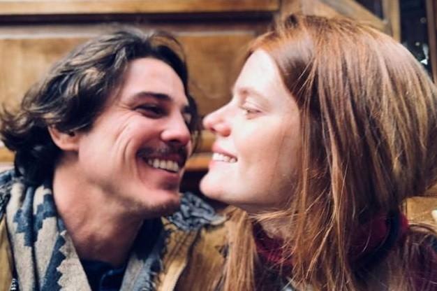 Romulo Arantes Neto e Sonia Potocki (Foto: Reprodução/Instagram)