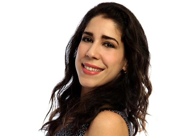 Cristiana Pompeo (Foto: Andrea Rocha)