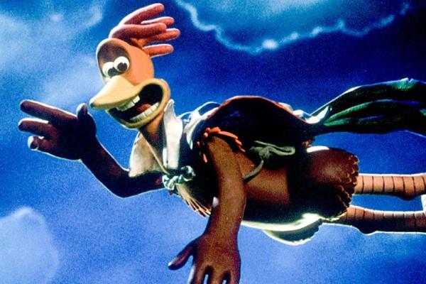 O personagem dublado por Mel Gibson em A Fuga das Galinhas (2000) (Foto: Reprodução)