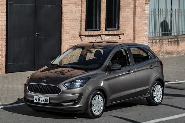Novo Ford Ka 2019 (Foto: Divulgação)