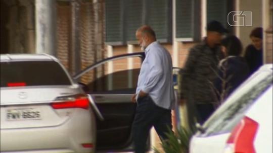 Vaccari deixa a prisão para cumprir pena no regime semiaberto