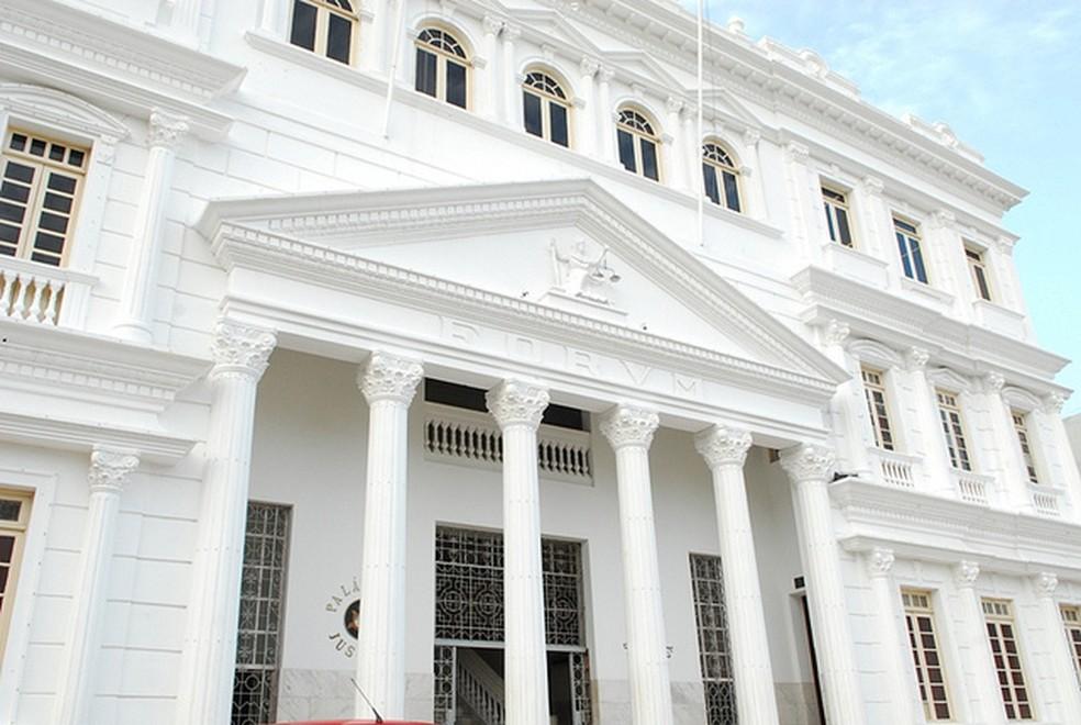 Tribunal de Justiça do Maranhão — Foto: Divulgação/CNJ
