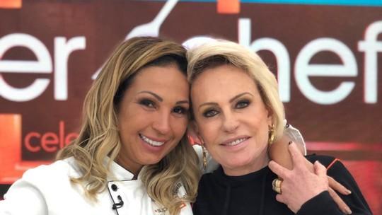 Valesca Popozuda vence a prova de repescagem e volta para o 'Super Chef Celebridade'