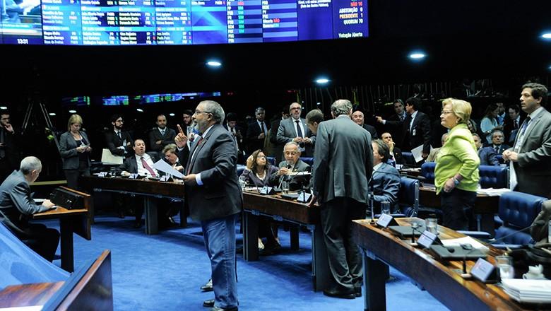 Senado PEC do Teto (Foto: Geraldo Magela/Agência Senado)