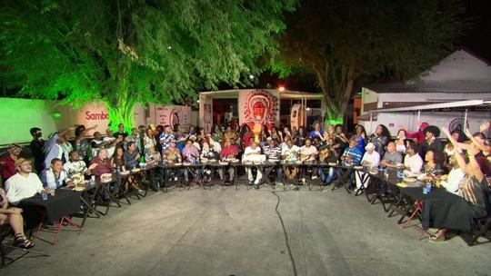 RJTV reúne parentes, amigos e sambistas para homenagem a Arlindo Cruz