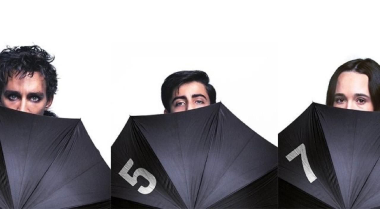 Elenco de Umbrella Academy (Foto: Divulgação)