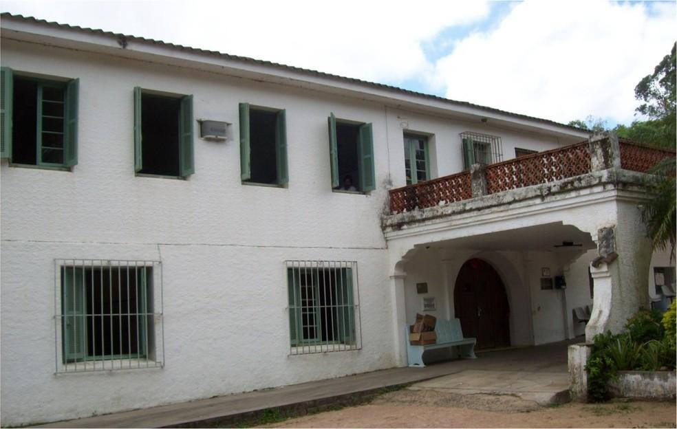 Educandário São João Batista, em Porto Alegre. — Foto: Arquivo Pessoal
