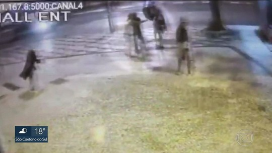 VÍDEO: Compadre Washington é agredido durante assalto em SP