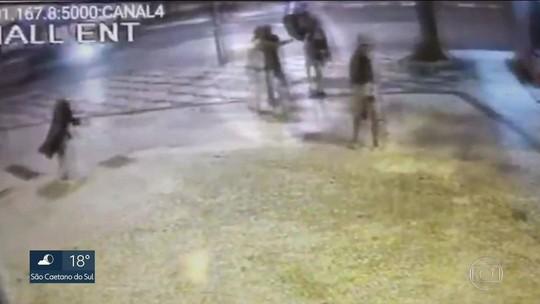 Vídeo mostra Compadre Washington sendo agredido durante assalto