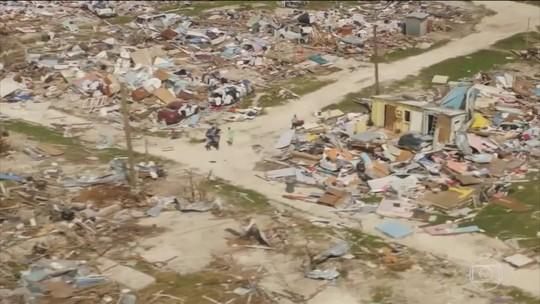Bahamas espera a chegada de Humberto, uma nova tempestade tropical