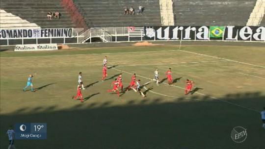 Inter de Limeira termina a primeira fase da Copa Paulista na 3ª colocação