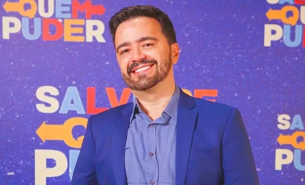 Daniel Ortiz, autor de 'Salve-se Quem Puder' — Foto: TV Globo