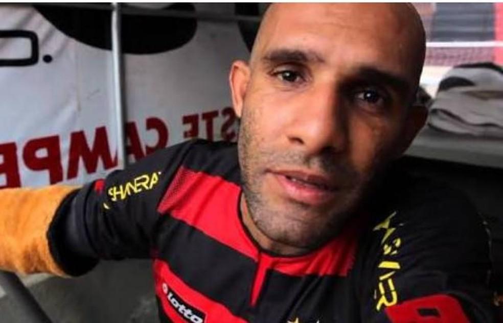 Anderson atuou como mascote do Sport Clube do Recife e foi preso por estupro de vulnerável — Foto: Polícia Civil/Divulgação