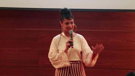 Menos30 Fest: feminismo é tema de palestra ministrada por Samantha Almeida
