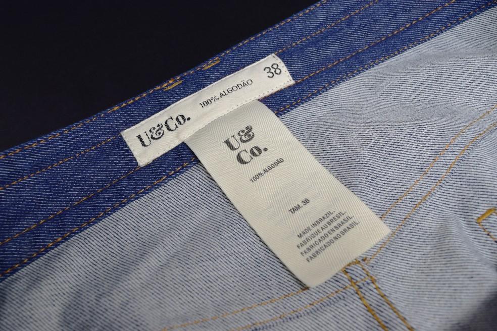 Inmetro solicita que indústrias têxteis se ajustem a novo regulamento para as etiquetas — Foto: Divulgação Haco