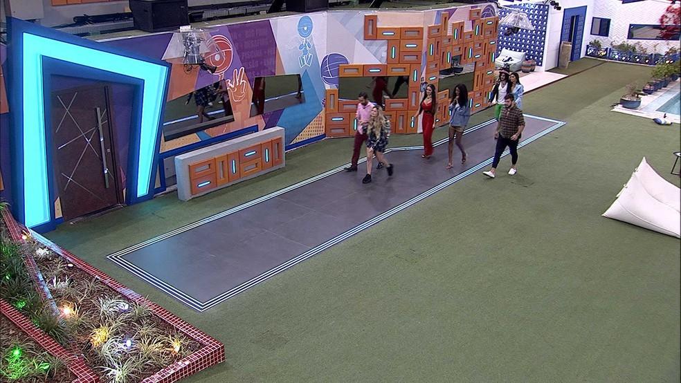 Viih Tube é a 13ª eliminada — Foto: Globo