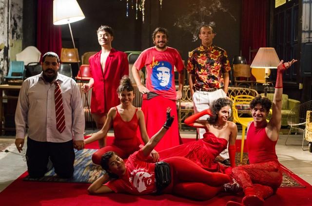 Elenco de 'Chão de estrelas', do Canal Brasil (Foto: Divulgação)