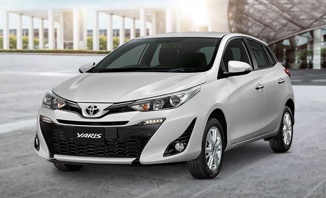 Toyota Corolla Or Honda Civic >> Toyota anuncia investimento de R$ 1 bilhão para fabricar Yaris no Brasil - AUTO ESPORTE | Notícias