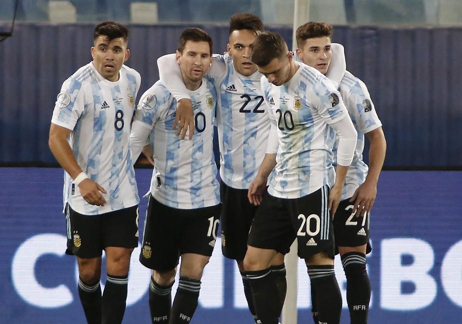 Semifinal da Copa América: O Brasil contra um triplo jejum