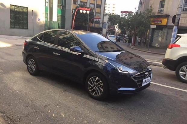 Hyundai HB20S (Foto: Reprodução/Internet)